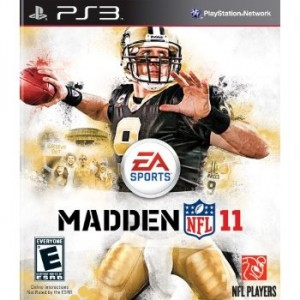 Madden NFL 2011 PS3 - Playstation 3